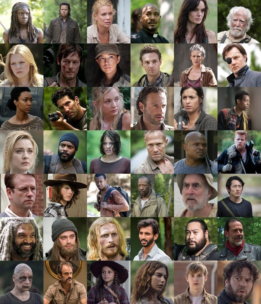zodiac-signs-of-the-walking-dead-characters